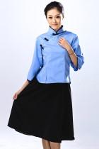 3/4-sleeve Mandarin Suit (RM)