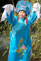 Boy's Little Childe's Dress (RM)