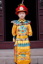 Boy's Qing Dynasty Emperor Court Dress (RM)