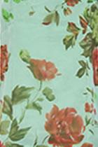 Fabric - See-through Printed Chiffon
