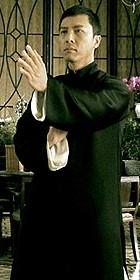 唐裝白色翻袖立領長衫(定做)