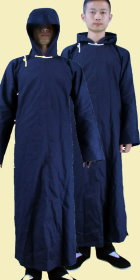 Mandarin Robe w/ Hood (CM)