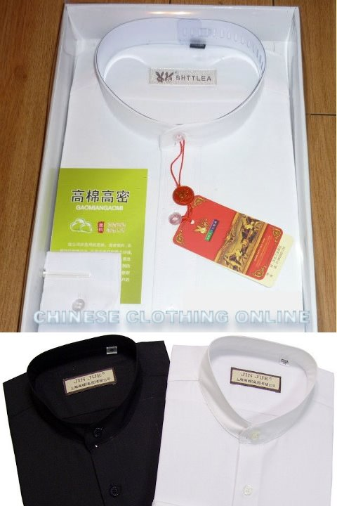 Long-sleeve Round Collar Shirt (RM)