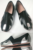 Double Girder Cowhide Shoes w/ Cloud Hook Welts (Yungousaxie)