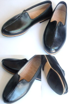 Single Girder Cowhide Shoes