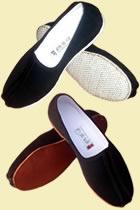 Double Girder Cloth Shoes (Saxie)