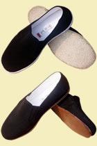 Square Opening Cloth Shoes (Xiangjin)