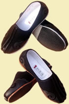 Double Girder Cloth Shoes w/ Cloud Hook Welts (Yungousaxie)
