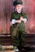 People's Liberation Army Uniform for Little Red Guards (RM)