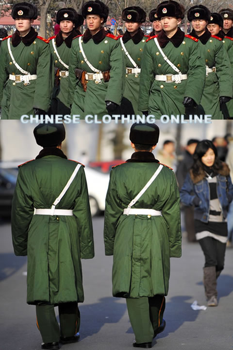 People's Liberation Army Winter Coat (RM)