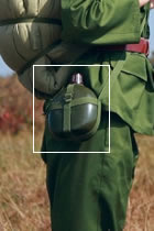 People's Liberation Army Water Bottle