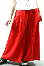Ethnic Baggy Skirt Pants (CM)
