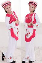 中國民族舞蹈服-大理白族