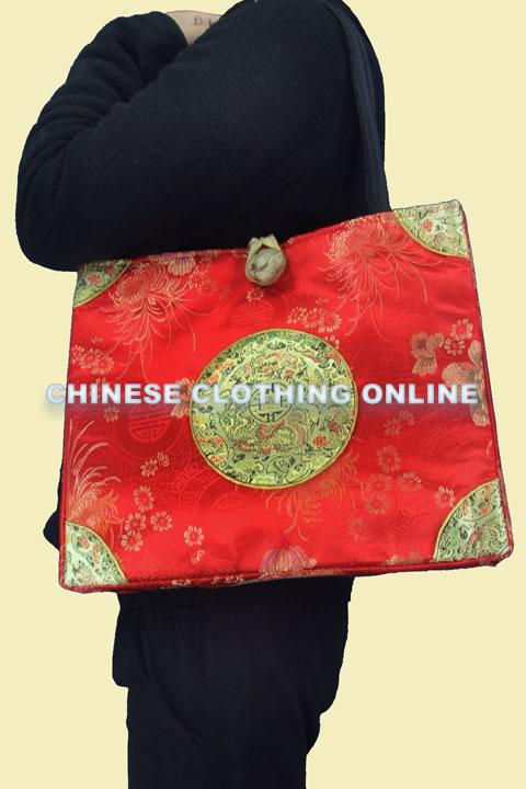 Brocade Handbag (Multicolor)