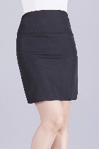 Restaurant Uniform - Waitress Skirt (Black)