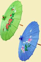 中國花雨傘 (多色)