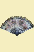 European Folding Fan