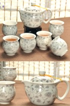 Fine Porcelain Tea Set