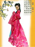 Han Zu Ancient Costumes (Hanfu)